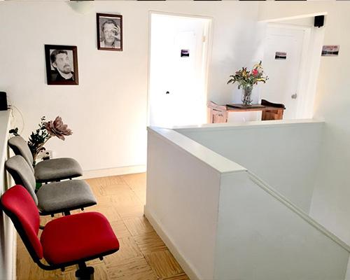 Lobby Segundo piso G.A. Integridad Actoral
